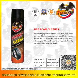 PE Car Foaming Tire Shine Spray