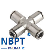 Push-in Fittings Pneumatic Connecting Fittings pictures & photos