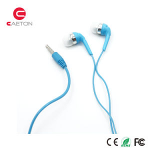 Mobile Accessories Earphones 3.5mm Connector Earbuds pictures & photos