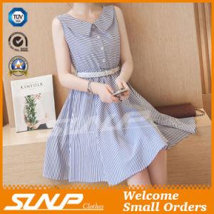 OEM High Quality Stripe Women Fashion Dress/Skirt