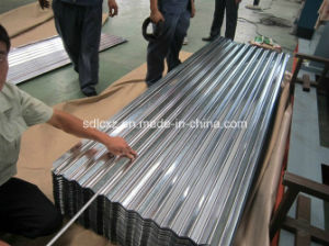 Hot Dipped Galvanized Corrugated Steel Roofing Sheet (0.13--1.3mm) pictures & photos