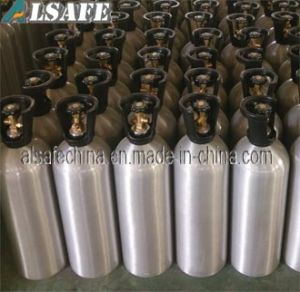 Ce Approved 20L Aluminum Beverage CO2 Cylinder pictures & photos