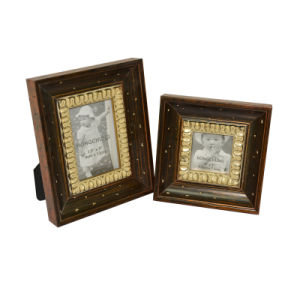 New PS Picture Photo Frame Set for Decoration (635745A) pictures & photos