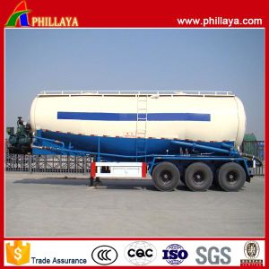 45tons Bulk Cement Tank Truck Semi Trailer Flour pictures & photos