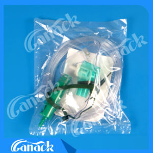 Ce & ISO Approved Medical Adjustable Venturi Mask with Two Diluters pictures & photos