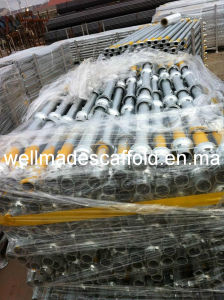 Construction Access Support Scaffolding Cup Lock Scaffold Vertical pictures & photos