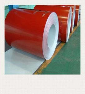 PPGI/Color Coated Steel Coil/Prepaint Galvanized Steel Coil in Sheet pictures & photos