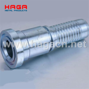 Hydraulic Hose Fittings High Pressure SAE 6000 Psi Flange pictures & photos
