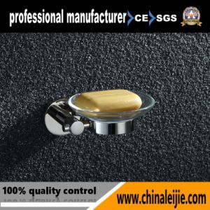 Stainless Steel Soap Dish for Bathroom and Hotel pictures & photos