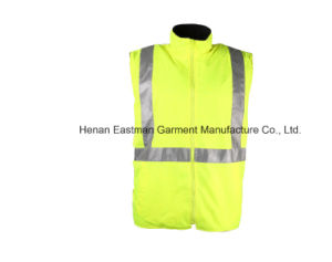 Three in One Hi Vis Thermal Parka Winter Warm Jacket pictures & photos