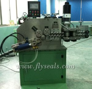 Vertical Automatic Ring Bending Machine for Swg Inner and Outer Ring pictures & photos