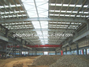 Prefabricated Steel Structure Building /Steel Construction Factory /Steel Workshop/Warehouse (XGZ-343) pictures & photos