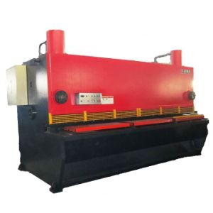 China New Hydraulic Guillotine Shearing Machine pictures & photos