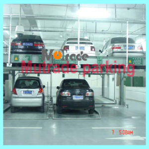 Vertical Horizontal Parking Lift Smart Parking Solutions pictures & photos