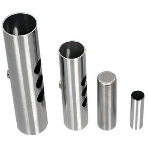 Deep Draw Metal Stamping Tubes for Valves pictures & photos