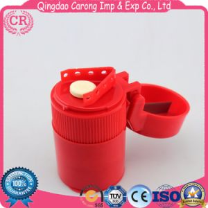 Pill Cutter Plastic Splitter Crusher Storage Box pictures & photos