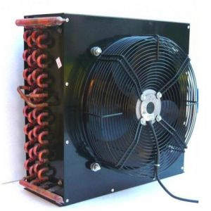 1/3 HP Copper Tube Aluminium Fin Air Cooled Condenser Coils pictures & photos