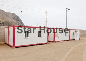 Prefabricated Office Container pictures & photos