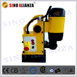 28mm Portable Magnetic Drill with Input Power 1400W
