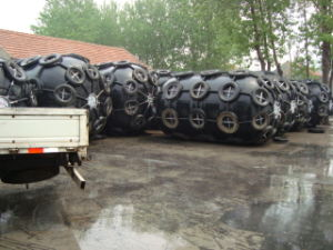 Marine Rubber Fender (XC. NO. 1007) pictures & photos
