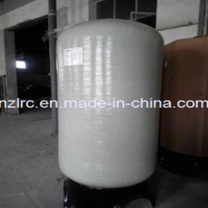 FRP/ GRP Industrial Water Filter Tank / Oil Storage Tank pictures & photos