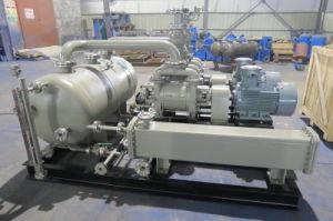 2be Liquid Ring Vacuum Pump with Closed System