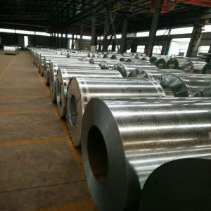Hot DIP Galvanzied Steel Coil (znic coating 60g-275G/M2) pictures & photos