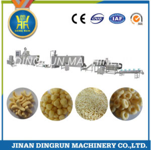 2016 hot sell corn snack food machine