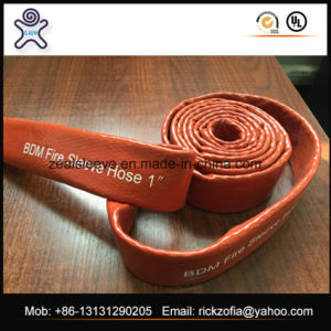 Heat Resistant Sleeve Hose pictures & photos