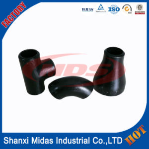 Large Diameter Schedule 80 Steel Pipe Fittings Elbow pictures & photos