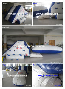 High Quality Inflatable Adult Swimming Pool Toy, Inflatable Iceberg Water Toy (RA-072) pictures & photos