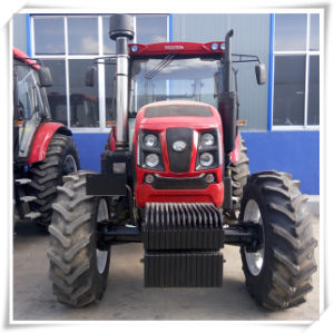 135HP 150HP 180HP 4WD Tractors with Cloased AC Cabin pictures & photos