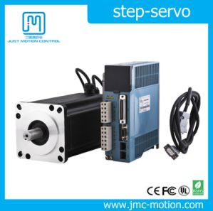80-220VAC 2 Phase NEMA 34 Closed Loop Step-Servo Motor and Driver 2HSS1108h pictures & photos