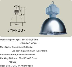 250W Metal Halide High Bay Light pictures & photos