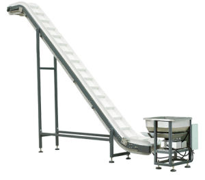 Stainless Bucket Elevator with Vibrating Feeder pictures & photos