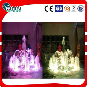 Chinese Factory Supply Dancing Flower Shape Water Fountains pictures & photos