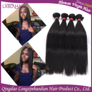 Peruvian Hair Silky Straight Virgin Human Hair Extension