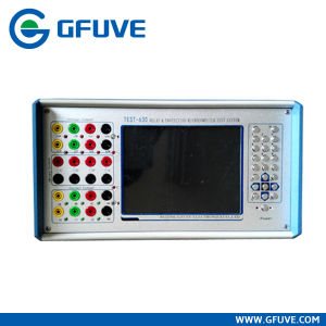 Six Phase Current Injection Universal Protection Relay Test Set pictures & photos