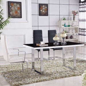 Wholesale China Home Glass Dining Room Furniture (ET46 & EC05)