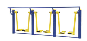 Outdoor Fitness Equipment- Double Rambler (XD-15) pictures & photos