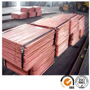 Cheap Price 99.99% Pure Copper Cathode / Cathode Copper pictures & photos