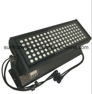 2 Year Warranty LED City Color 108PCS Full Color Wall Washer Light pictures & photos