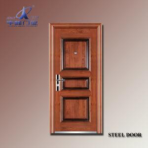 Latest Design Steel Security Door-Yf-S103 pictures & photos