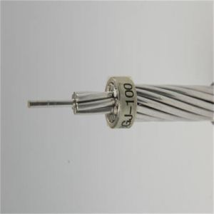 Stainless Steel ACSR Aluminum Conductor Aluminum Clad Steel Reinforced for Round Distribution Lines pictures & photos