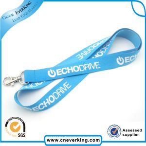 Custom Polyester Lanyards with Printed Logo pictures & photos