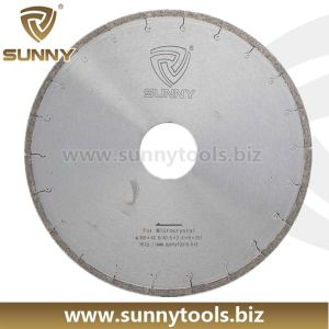Sunny Tools Diamond Saw Blade for Microcrystal Cutting (SY-DSW-007) pictures & photos