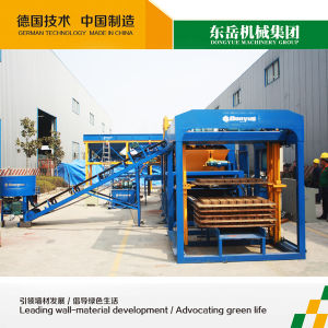 50 Sets Fly Ash Brick Making Machine Plant in India Automatic Qt10-15 Cement Brick Making Machine Price pictures & photos