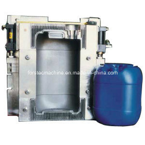 High Quality Plastic Barrel Blowing Mould pictures & photos