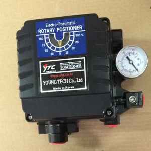 Electro Pneumatic Valve Positioner Yt-1000r (Rotary type) pictures & photos
