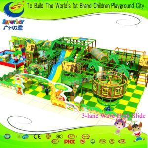 Superboy Kids Soft Play Land Indoor Amusement Park pictures & photos
